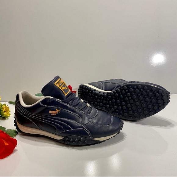 Retro Puma Temo Leather Sneakers Men's 12.5